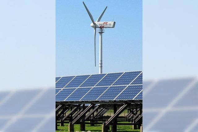 Energiewende ist schon vollzogen