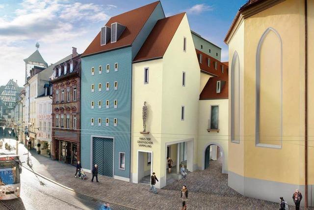 Trotz Finanzlochs: Planungen fürs Augustinermuseum gehen weiter
