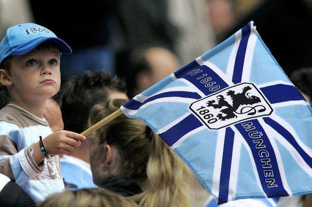Der Kampf der Löwen vom TSV 1860 München