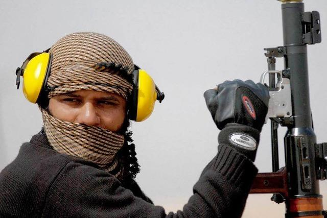 Die CIA mischt in Libyen mit