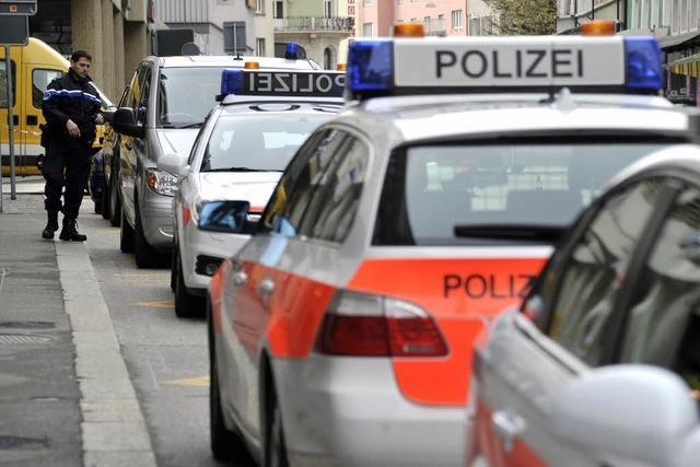 Anschlag auf Schweizer Atomindustrie-Verband