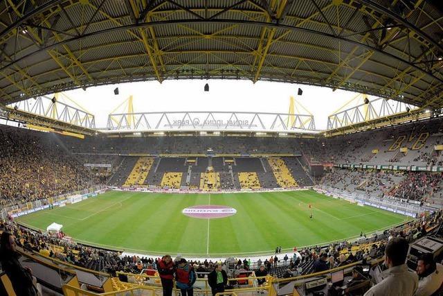 BKA vereitelt Sprengstoff-Anschlag auf Dortmunder Stadion