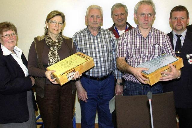 100 Spenden: Oskar Birkle