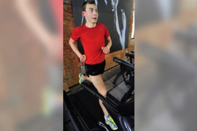 Freiburg-Marathonläufer kriechen notfalls ins Ziel