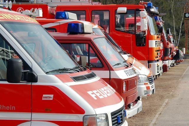Ärger um Kauf der Feuerwehrautos