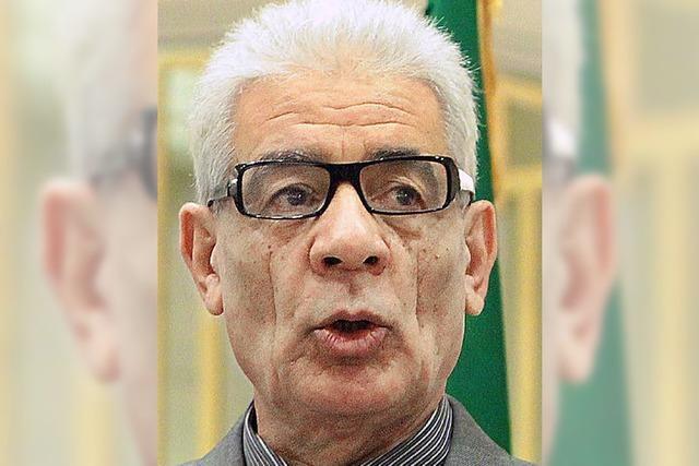In Libyen heißt Mussa Kussa