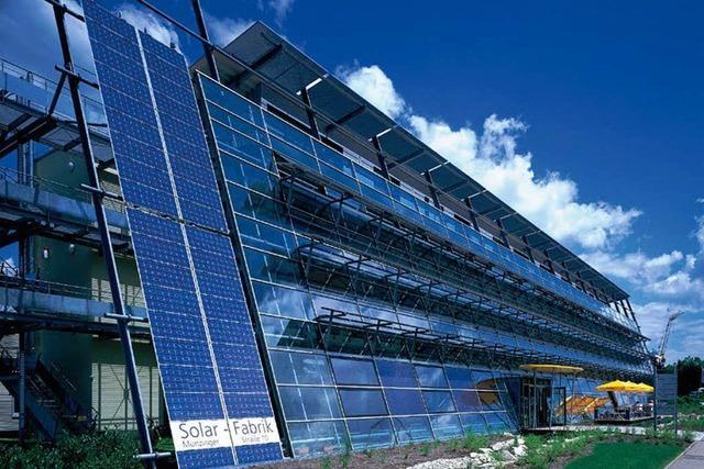 Solar-Fabrik verdient erstmals viel Geld – und kündigt trotzdem