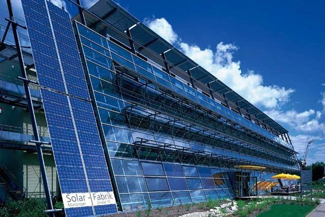 Solar-Fabrik will Betriebsräte und Schwerbehinderte entlassen