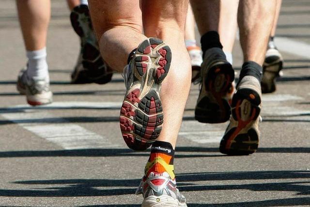 Fotos vom Freiburg-Marathon 2011: Das Rennen I