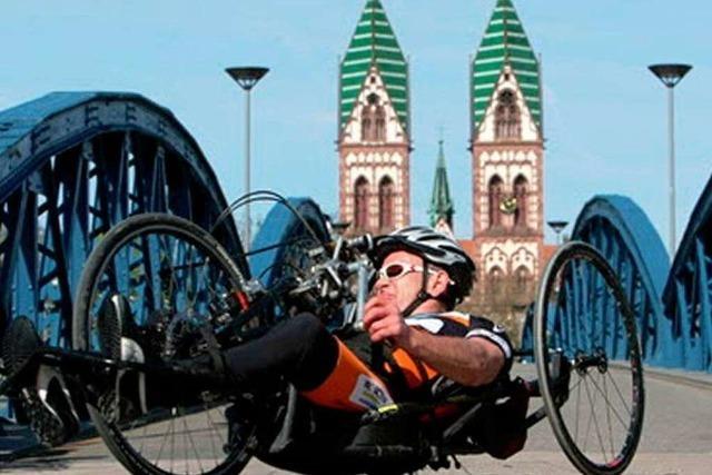 Fotos vom Freiburg-Marathon 2011: Das Rennen II