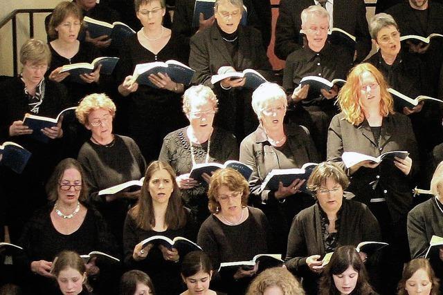 Tod und Auferstehung in der Musik Mozarts und Bachs