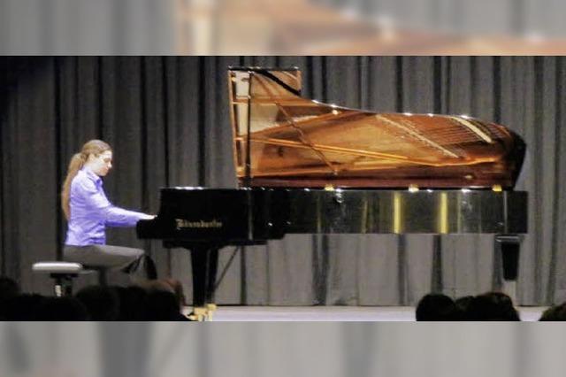 Der neue Stern am Chopin-Himmel leuchtet im neuen Bürgerhaus
