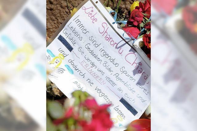 Warum starben Sharon und Chiara?