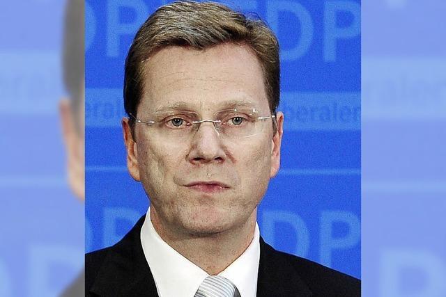 Westerwelle gibt FDP-Vorsitz ab