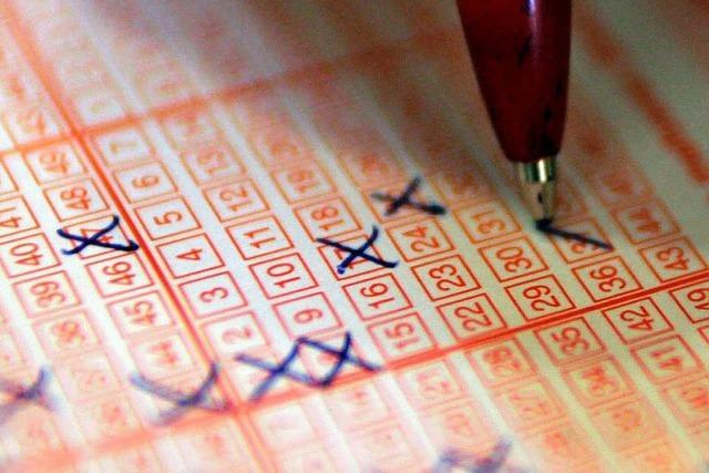 Stuttgarter gewinnt 24,8 Millionen im Lotto