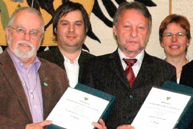 Erster Preis für das Naturzentrum in Rust