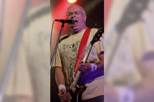 Riegeler Rocknacht bringt Fans in Laune und Bewegung