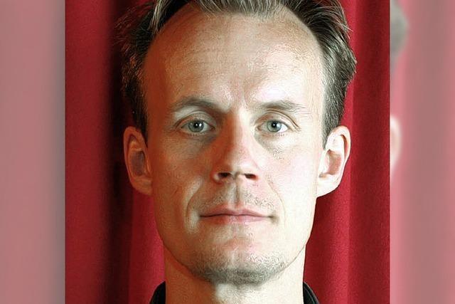 Kleinkunstpreis an Max Uthoff