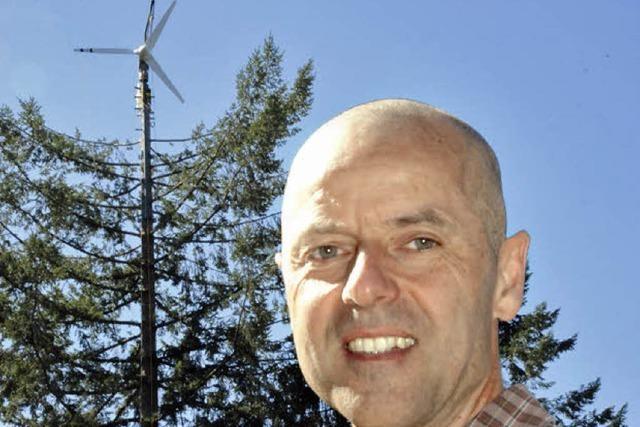 Viele kleine Windmühlen statt gigantische Rotoren