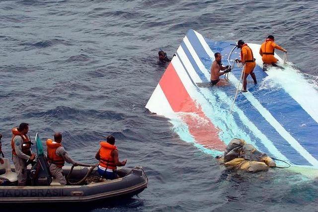 Todesflug AF 447: Leichen sollen bald geborgen werden