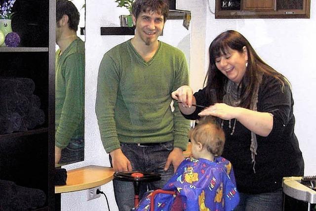 Der Friseur im Simonswald hat neuen Namen