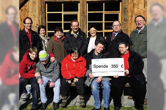 Spenden aus der Mühle gehen an die Lebenshilfe