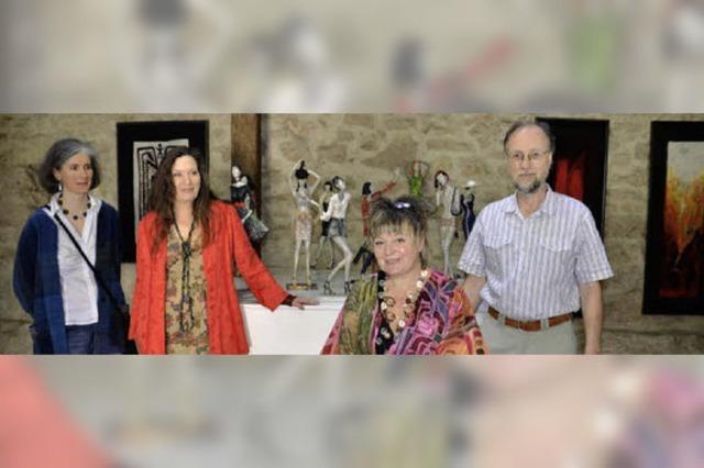 Quartett im Zehnthaus