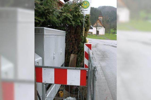 Schnelles DSL in Buchenbach in Sicht