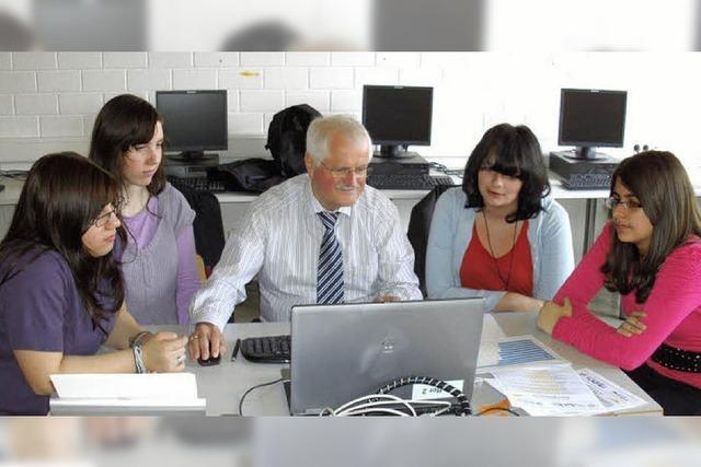 Navigator hilft bei der Berufswahl