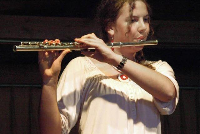Frühlingshafte Flötentöne und viele Geschichten