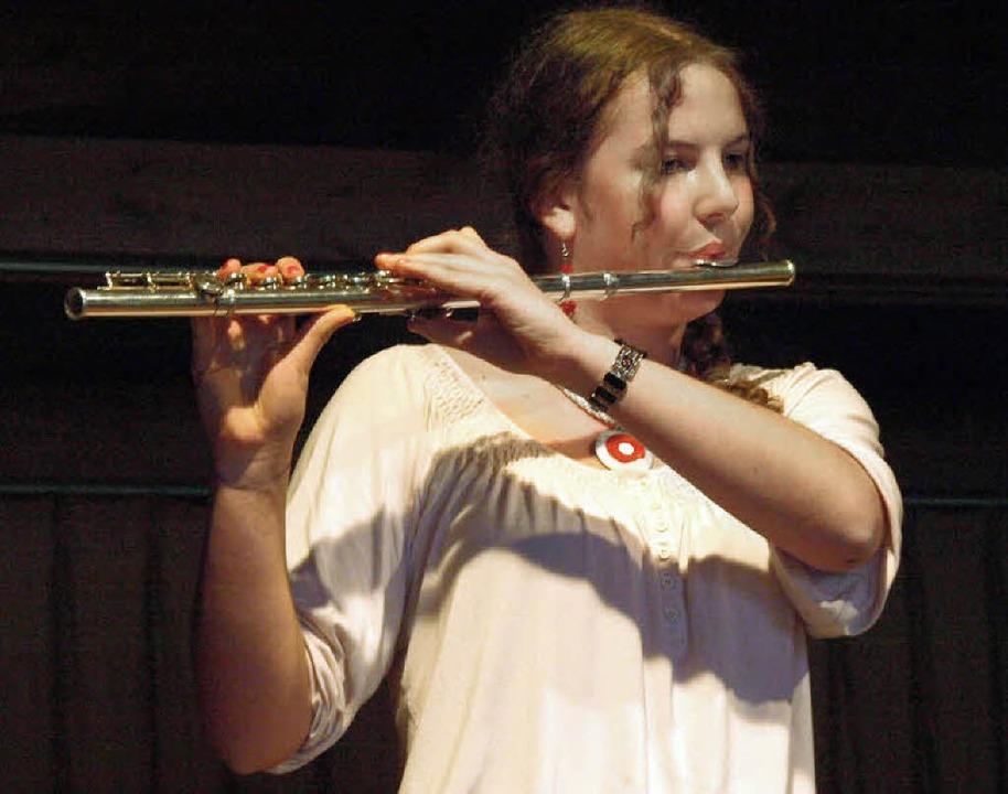 Ein musikalisches Füllhorn frühlingsha...en Publikum im Görwihler Pfarrsaal aus  | Foto: Karin Stöckl-Steinebrunner