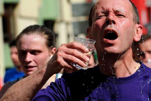 Gesundheitsgefahr beim Marathon – Veranstalter hat gewarnt