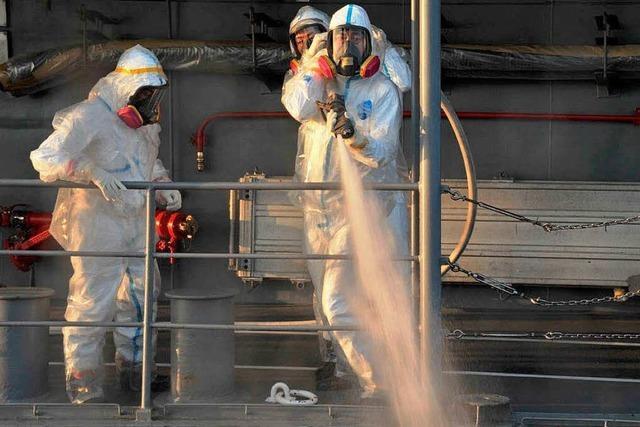 Fukushima: Experten können Leck nicht schließen
