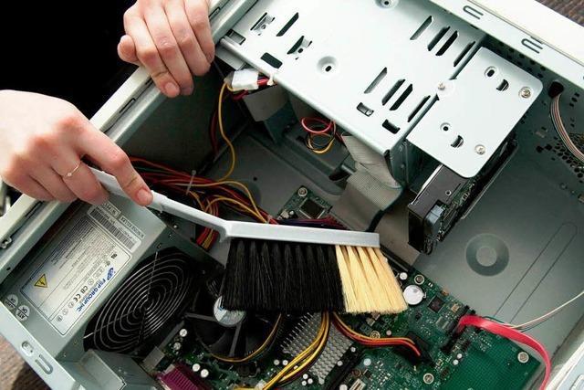 Aufräumen im Computer: Wieviel Ordnung muss sein?