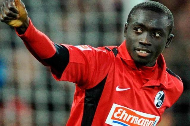 SC Freiburg bangt vor Derby um Einsatz von Cissé