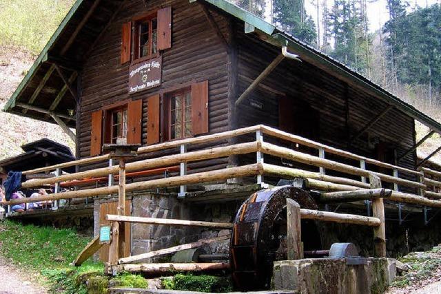 Stangenbodenhütte ist energieautark