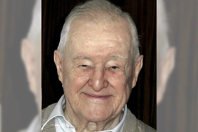 Hans-Ulrich Pfaff wurde 85