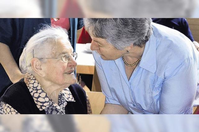 Senioren freuen sich über Tag der Begegnung