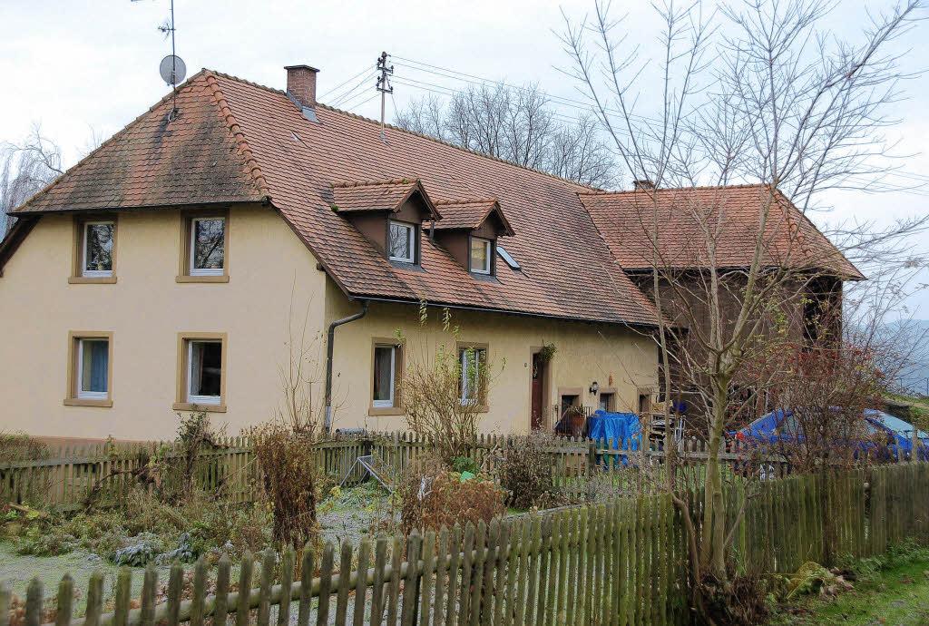 Wittnau Löw Haus