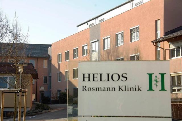 Notfallärzte ziehen in Helios-Klinik