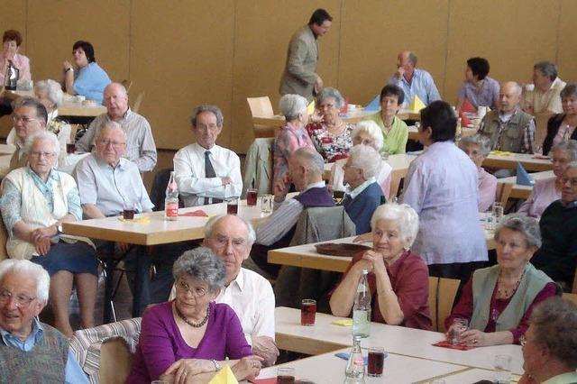 Senioren sind immer agiler