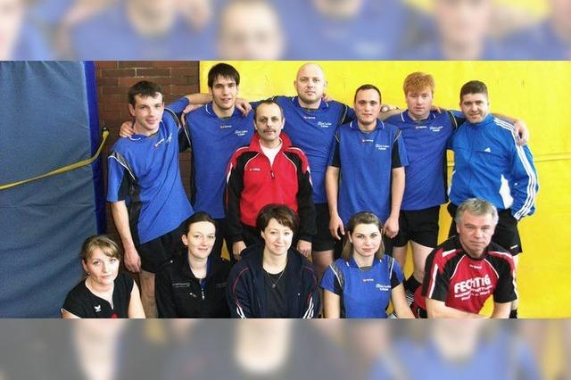 Volleyballer beschließen Runde mit einem Sieg