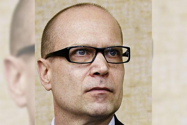Siemens-Prozess: Ganswindt beteuert Unschuld