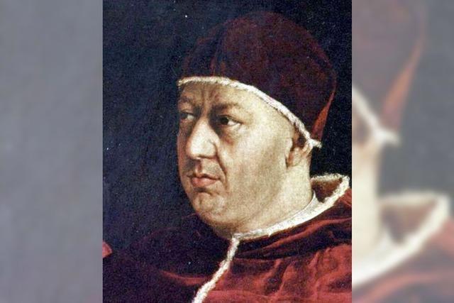 Papst Leos Motto: Kicket und betet