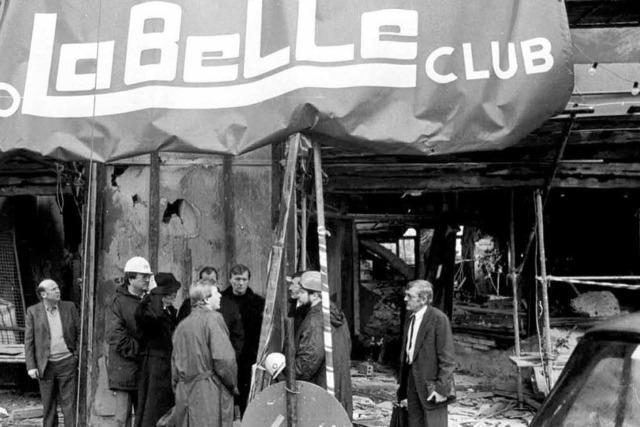 La Belle: Anschlag im Auftrag des libyschen Geheimdienstes