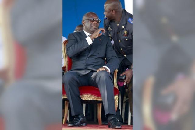Auf Gbagbo wartet die Wüste