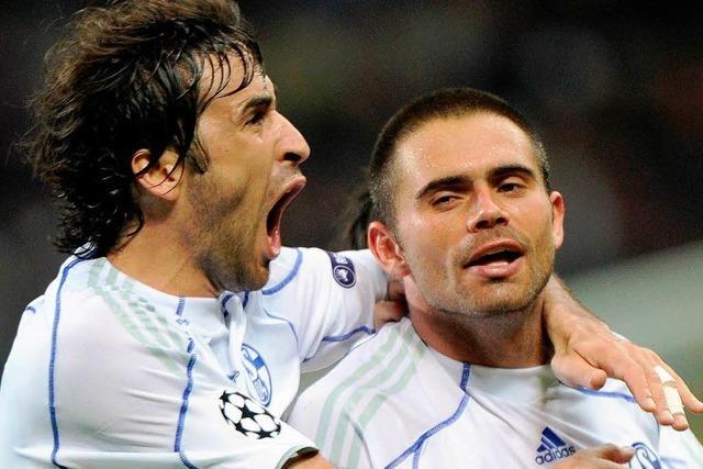 Schalke schlägt Inter Mailand mit 5:2