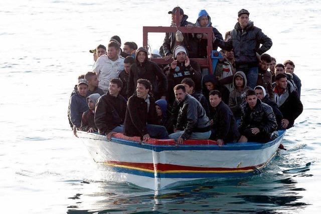Flüchtlingstragödie vor Lampedusa – Bis zu 150 Tote befürchtet