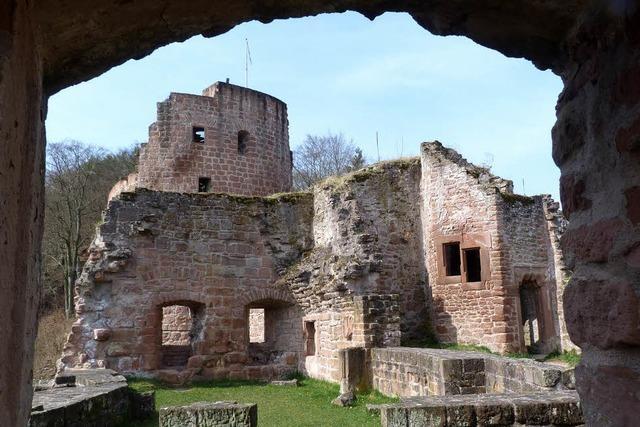 Burgen, Sekt und Saumagen