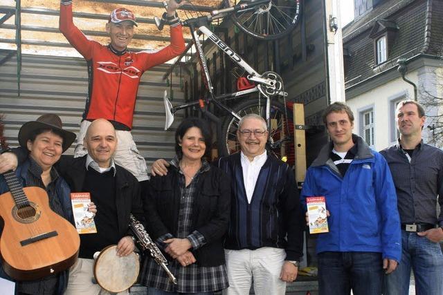 Radmarkt am Sonntag: Das Elektrobike rückt ins Blickfeld